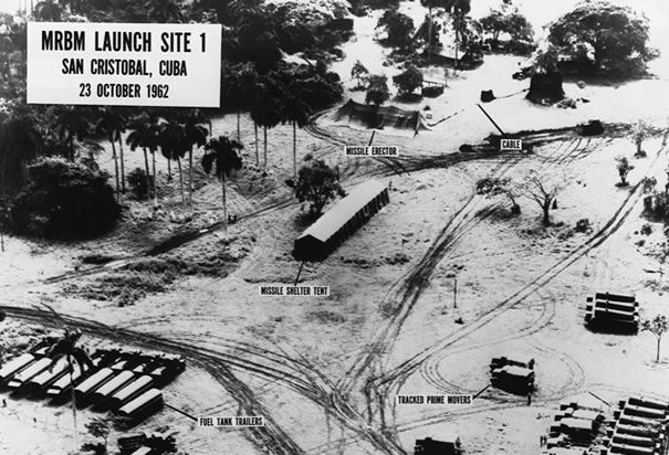 Missile Launch Site in Cuba