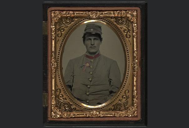 Confederate Soldier