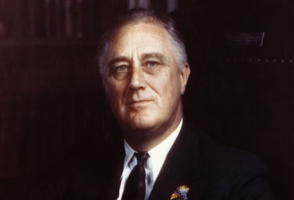 Franklin D. Roosevelt — History.com Photo Galleries