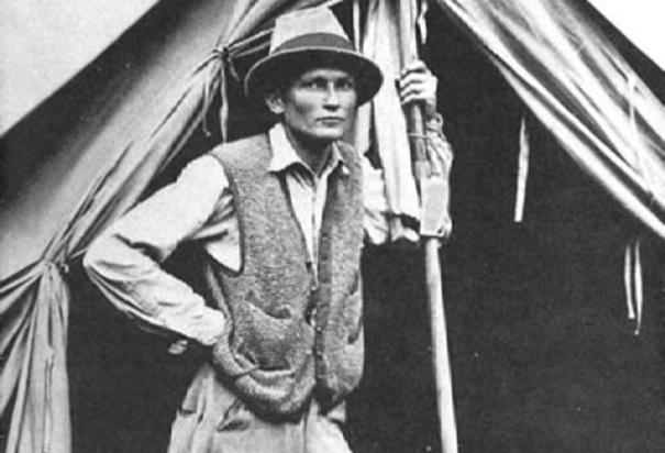 Herman Brighman discovered Machu Picchu