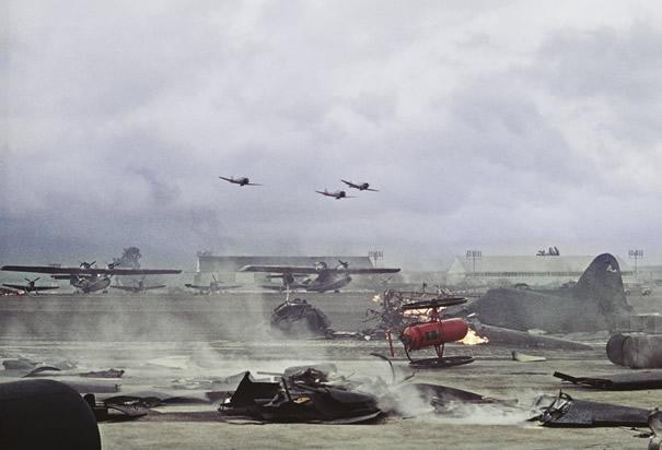 Bombing of Wheeler Field