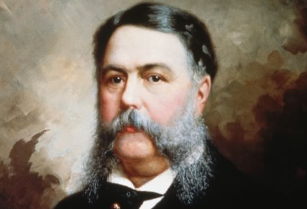 Presidents: Chester A. Arthur