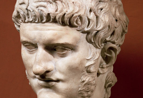 Bust of Nero (c. AD 54-68)