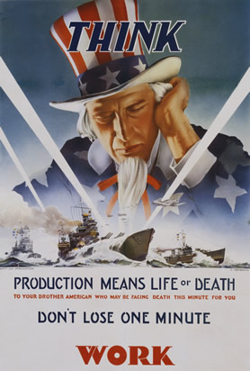 Production Means Life or Death