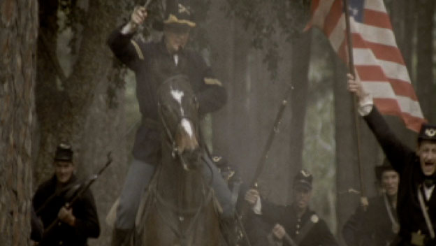 Confederate vs. Union Soldiers
