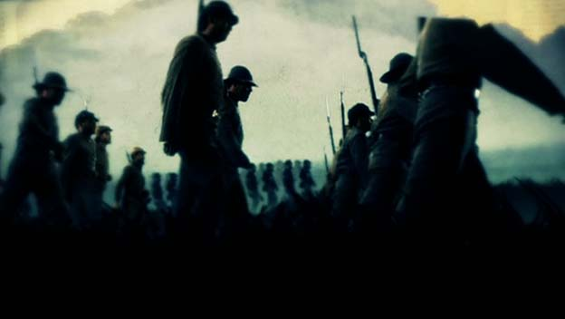 Last Charge at Gettysburg