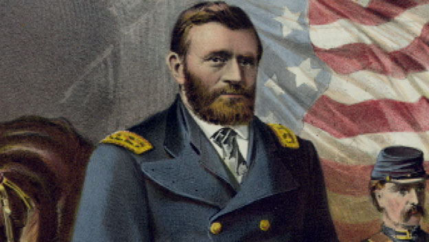 President Grant's Road to Success