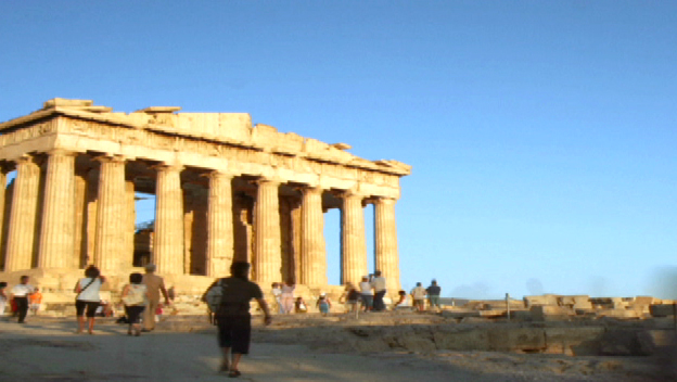 Deconstructing History: The Acropolis