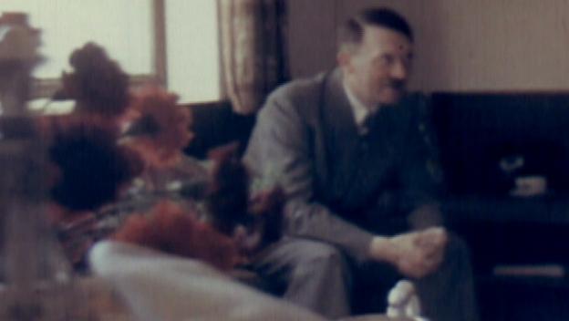 Adolf Hitler's Parkinson's