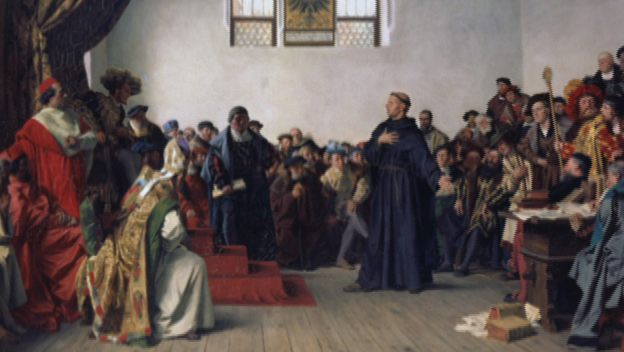 Martin Luther Sparks a Revolution