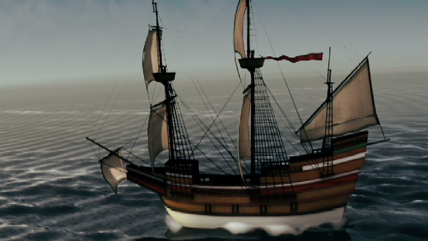 Deconstructing History: Mayflower