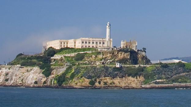 Mystery at Alcatraz