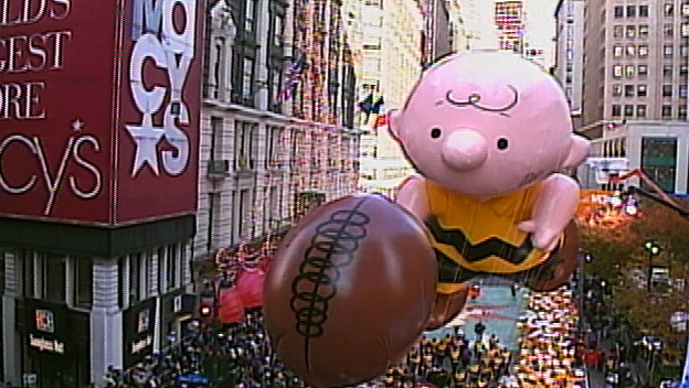Thanksgiving Day Parade Tech