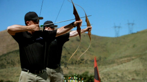 Weapons Rundown: Recurve Bow