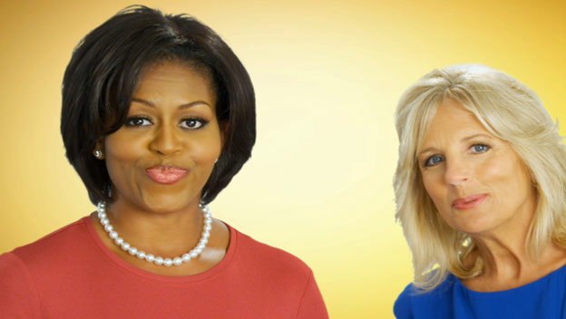 Veterans Day: The First Lady and Dr. Jill Biden