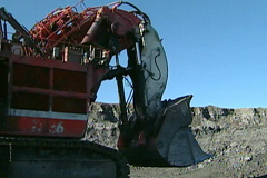 World's Largest Front Shovel Excavator